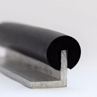 50. INDIA RUBBER U SQUARE <br> IRS 1102 EP <br> PRICE PER METRE